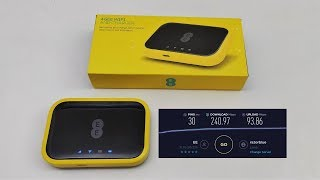 EE's New Multi-Hundred Megabit 4GEE WiFi: Detailed Real Life Performance Review