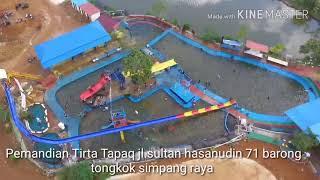 preview picture of video 'Waterboom terpanjang di kutai barat kaltim'