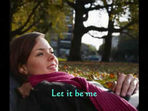 Let It Be Me (Song) by Petula Clark
