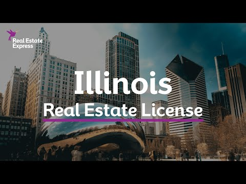 How to Get an Illinois Real Estate License - YouTube