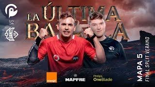 Vodafone Giants VS Origen BCN | Final | Finales Superliga T2019 Verano | Mapa 5