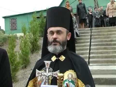 Посвячення нижнього храму ум. Луцьку (5.10.2008)