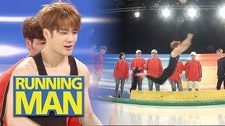 Jackson is Going to Beat Jong Kook!! [Running Man Ep 418]