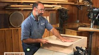 Woodworking Tips & Techniques Joinery  Using A Biscuit Joiner