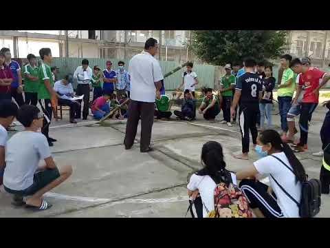 Trường Trung Học Phổ Thông Châu Thành- Kiên Giang