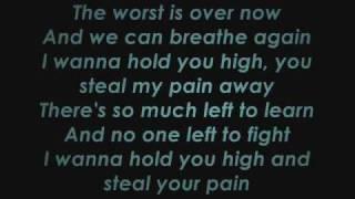 Seether ft. Evanescence - Broken (Lyrics)