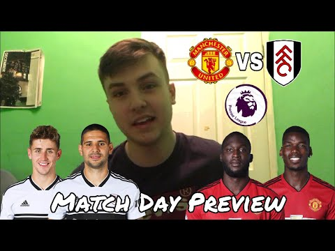 Manchester United Vs Fulham Match Day Preview- Am I Stupid For Thinking We Can Win??? Mp3