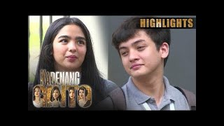 Mikoy (Seth Fedelin) offers to be a shoulder to lean on for Marga (Andrea Brillantes) when he learns the reason behind her recent mood shift.  Subscribe to the ABS-CBN Entertainment channel! - http://bit.ly/ABS-CBNEntertainment  Watch the full episodes of Kadenang Ginto on TFC.TV: http://bit.ly/KadenangGinto-TFCTV and on iWant for Philippine viewers: http://bit.ly/KadenangGinto-iWant  Visit our official websites!  https://entertainment.abs-cbn.com/tv/shows/kadenangginto/main http://www.push.com.ph  Facebook: http://www.facebook.com/ABSCBNnetwork Twitter: https://twitter.com/ABSCBN  Instagram: http://instagram.com/abscbn  Episode 243- September 16, 2019 Cast: Andrea Brillantes (Margaret, Marga) / Seth Fedelin (Mikoy)   #KGDalamhati #KadenangGinto #ABSCBNKadenangGinto