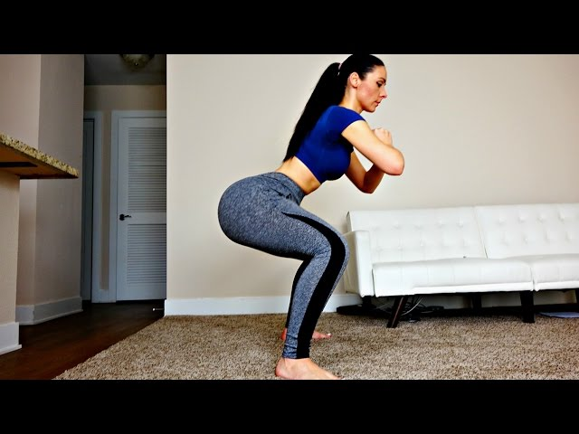 workouts for abs women's at home
