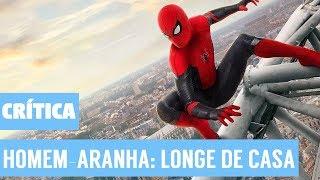 Vídeo: o que achamos de 'Homem-Aranha: Longe de Casa'?