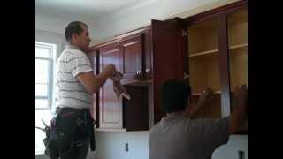A Full Kitchen Install