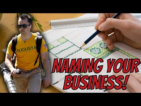 , title : 'Choose the RIGHT Name for Your Lawn Care or Landscaping Business!