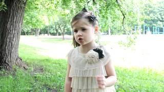 М. Лермонтов: «МЦЫРИ» (чит. Марина Павленко - 4 года)