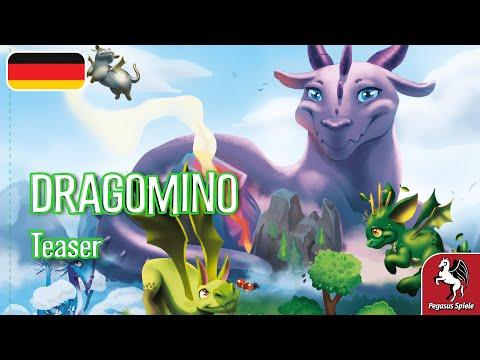 Spieletrailer Dragomino - Vorschaubild