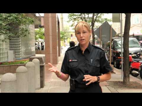 Constable Laurie McCann on online predators
