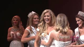 Kelsey Golonka Miss Vermont Teen USA 2017 Crowning