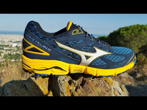 Mizuno Wave Mujin 2 Review
