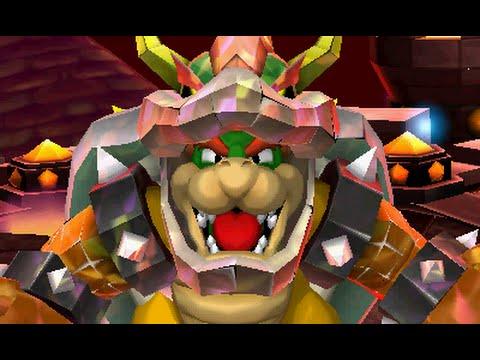 Mario And Luigi Paper Jam Walkthrough All Bowser S Castle Quests