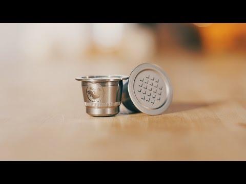 WayCap Compatible Nespresso Capsules - WayCap on Kickstarter