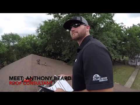 Roof inspection completed in Anna Texas and Anthony explaining the importance of having your regular roofing...