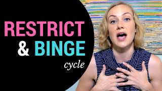 STOP the Restrict, Binge & Purge Cycle