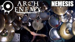 """Arch Enemy - """"Nemesis"""" - DRUMS"""
