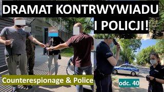 Kontrwywiad i Policja – przed audytorem w Warszawie zjawia się cyrk…kumulacja cyrków…