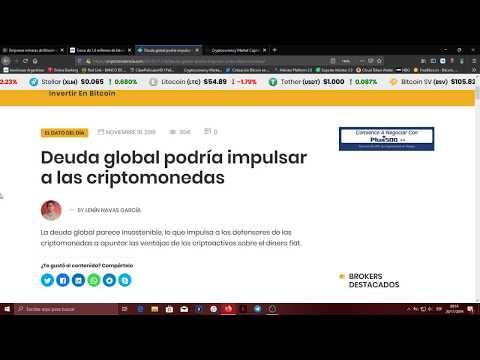 , title : 'Granja Minera más grande del Mundo en EE UU!!!, Bitcoins Perdidos y Deuda Global!!!'