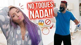 PROHIBIDO SALIR DE CASA EN MIAMI!!! 😱❌🏡  AISLAMIENTO TOTAL EN EE.UU 🚨 | 21 mar 2020