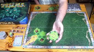 Tikal - Spiel des Jahres 1999