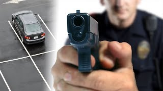 Make Out Session Turns Into Shooting After Cop Shows Up thumbnail