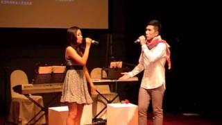 明天以后 (Ming Tian Yi Hou, sung by Jingwen & Aaron  from Intune