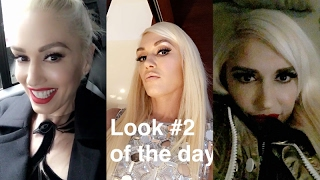 Gwen Stefani on Snapchat | Revlon and The Tonight Show | Full Video | February 15 2017