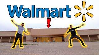 EXPLORING AN ABANDONED WALMART - Video Youtube