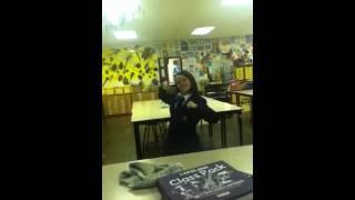 Megan Dancing- Mama do the hump