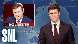 Weekend Update on Paul Manafort
