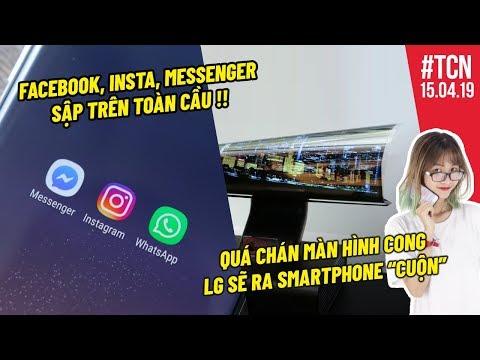 Facebook, Instagram, Messenger sập toàn cầu | LG sắp ra mắt smartphone