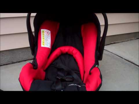Eddie Bauer Trail Hiker 3 Wheel Travel System