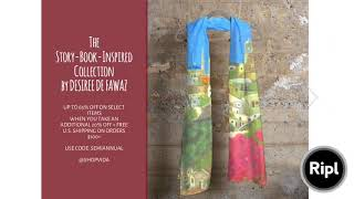 The story-book Inspired Collection at VIDA