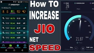 how to increase jio 4g speed in tamil 2019 - TH-Clip