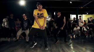 Rock your body - Chris Brown / Choreography by Diego Vazquez