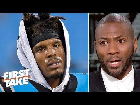Getting rid of Cam Newton would be a fresh start for the Panthers – Ryan Clark   First Take