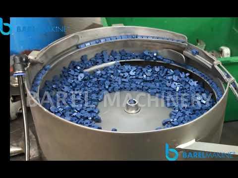 (Electrical) Plastic Part Feeding Machine
