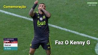 GabiGol    Matuê Kenny G (Gol Flamengo)