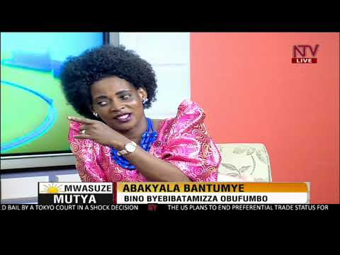 NTVMwasuzeMutya: What annoys women in marriage - Ssenga Prossy Najjuko