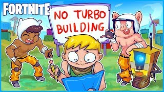 TURBO BUILDING is COMPLETELY RUINED in FORTNITE!