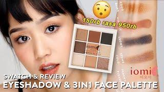 Eyeshadow Palette MURAH Dan AMAN Buat Pemula! (HASILNYA 😱) | Cclaracr
