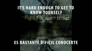 Art Of Dying - Alone Lyrics/Subtitulado