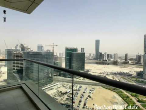 Executive Tower K 3Bed + Maid + Partial Fountain - Canal View