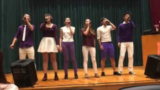 Price Tag & 愛愛愛- MosaicHK A Cappella (港澳大專無伴奏合唱比賽2015)